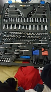 Socket set brand new open to offers Winnipeg