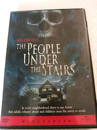 The People Under the Stairs dvd Baltimore