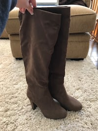 Knee High Boots Calgary, T2Y 2W4