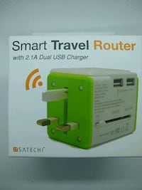 Smart Travel Router Brooklyn, 11226