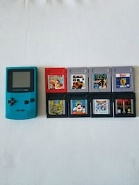 Nintendo Gameboy + Games - Info for Prices Mississauga, L4Z 0A5