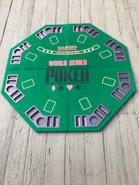 Poker Table Mat