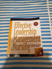 Effective Leadership & Management in Nursing Mississauga, L5B 2C9