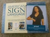 American Sign Language flash cars and DVD new neve Triangle, 22172