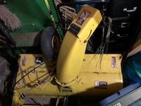 John Deere 42in Snowthrower (Made in USA)negotiable! Pickering, L1V