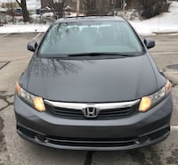 2012 Honda Civic Laval