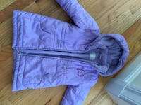 Girls winter coat sz 4T Bethesda, 20817