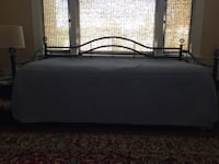 Iron Trundle Daybed