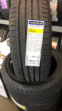 245/46R19 set of 4 tires