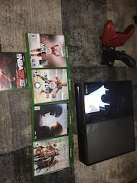 Xbox one bundle $220 or trade for a Wii u  Newmarket