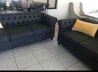 Sofa and loveseat Victorville, 92395