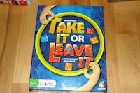 Board Game - Take It Or Leave It