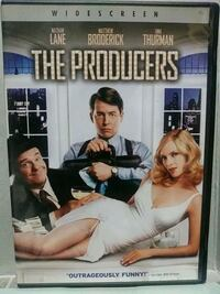 The Producers dvd Baltimore
