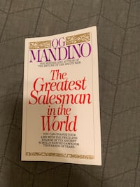 The greatest salesman in the world book Clinton, 39056