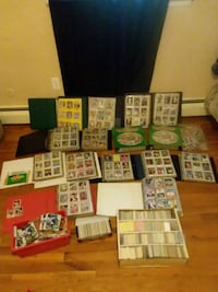 Sports cards collection  Altamont, 12009