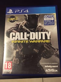 Ps4 Call of Duty Infinite Warfare Santa Cruz de Tenerife, 38107