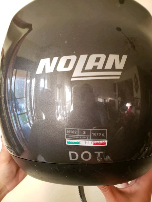 Used Nolan Motorcycle Helmet  3