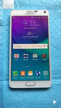 Samsung galaxy note 4 32GB unlocked Calgary, T3J 3P7