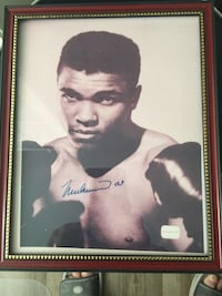 Muhammad ali photo Ajax, L1S 6B4