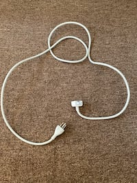 Power Adapter Extension Wall Cord Cable