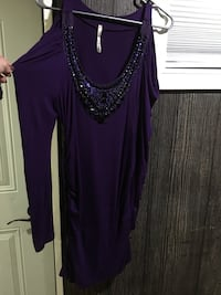Women's purple dress Toronto, M1V 1A9