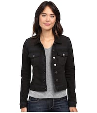 AMERICAN APPAREL BLK DENIM JACKET Toronto, M6H 4K3