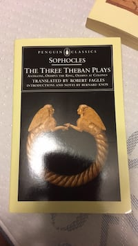 The Three Theban Plays Frederick, 21701