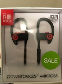 Brand new Powerbeats3 wireless headphones London, N6C 2T7