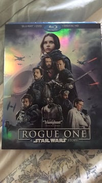 Star Wars Rogue One blue ray  Bellevue, 83313