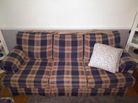 Couch and love seat Very good condition and comfortable, pet-friendly home. Welland $300 Welland