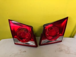 Tail Gate lights 11-15 Chevy Cruze