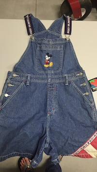 Mickey Mouse overalls (shorts) Allendale, 49401