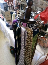 Ties and Tie Holder for Sale.