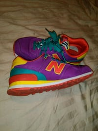 Supercute used pair of New Balance running shoes.  Houston, 77077