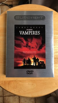 Vampires DVD Movie Laurel