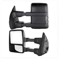 99-07 Ford F250-F550 Super Duty Towing Mirrors La Puente