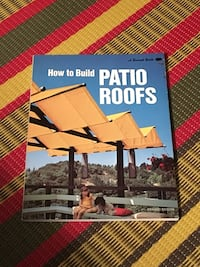 How to build patio roofs book