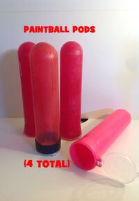 PAINTBALL PODS (Take ALL 4 for $10) Toronto, M6G