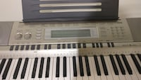 Casio Piano + Stand and seat Stoney Creek, L8G 3G9