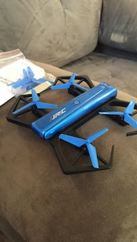 Blue and white jjric quadcopter Antioch, 94531
