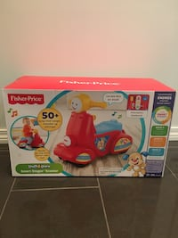 Fisher-Price Laugh & Learn Smart Stages Scooter (gåbil) NY selges!! Bergen