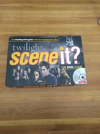 Scene It? (Twilight DVD Game) Vallejo, 94590