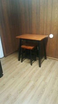 brown wooden two seated table Monroe, 71203