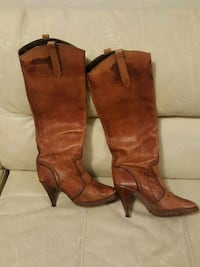 Leather Hanna Boots size 7.5 Abbotsford, V2S 2Z8
