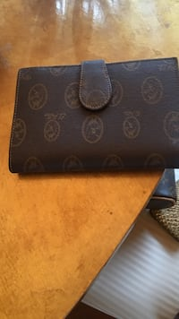 black and brown leather Louis Vuitton wallet Boca Raton, 33486