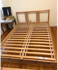 Full size bed with mattress  休斯顿, 77007