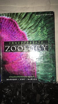 Zoology seventh edition book