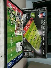 Deluxe electric football Dallas, eagles, stealers Robesonia, 19551