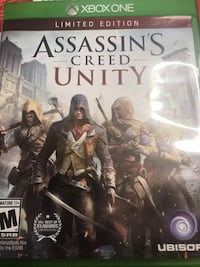 Assassin's creed unity Xbox one game  Schönenberg-Kübelberg, 66901