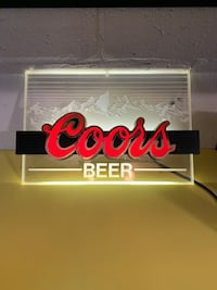 Beer Sign Coors Toronto, M6E 2M5